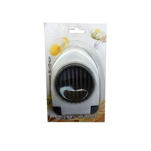 Egg Cutter/Slicer - Silver