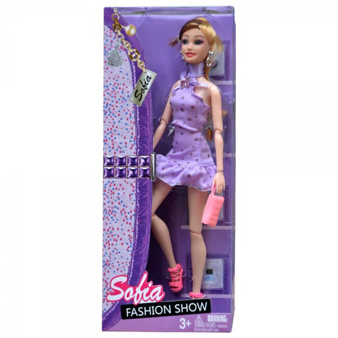 Sofia Fashion Doll