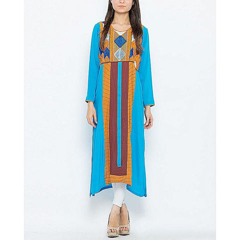 FC Royal Malai lawn Kurta for Women