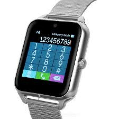 Z50 – GSM Smart Watch With Bluetooth Connectivity