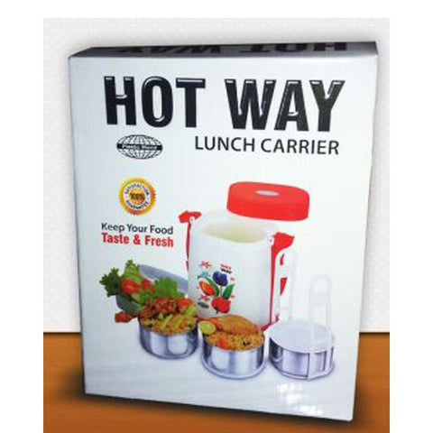 Lunch Carrier – 3 in 1