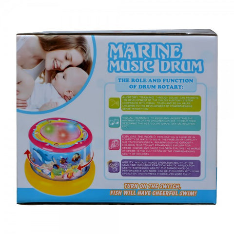 Marine Musical Drum for Kids