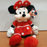 Soft Stuffed Micky Mouse Figure