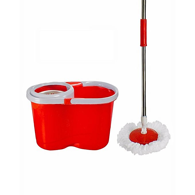Magic Home Easy Mop 360 Red