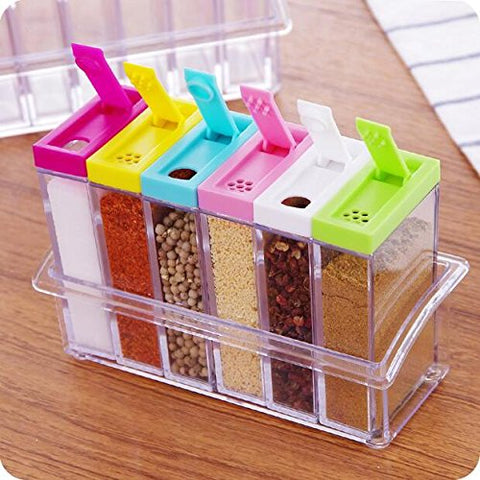 Multi-Color Masala Rack