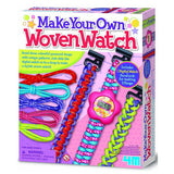 Make Your Own Woven Watch for Kids