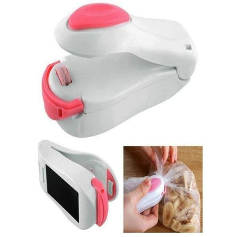 Heat Super Sealer - White & Pink
