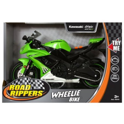 Road Rippers Heavy Bike Toy