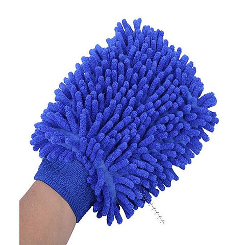 Easy Microfiber Car Cleaning Glove