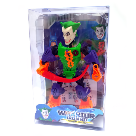 Warrior Hit Joker Action for Kids
