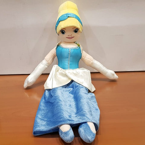 Soft Stuffed Princess Cinderella Figure
