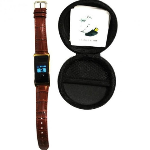 Smart Fit Bit Watch Md8 With Touch Lcd