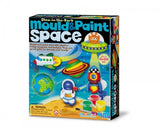 Mould & Paint Space for Kids