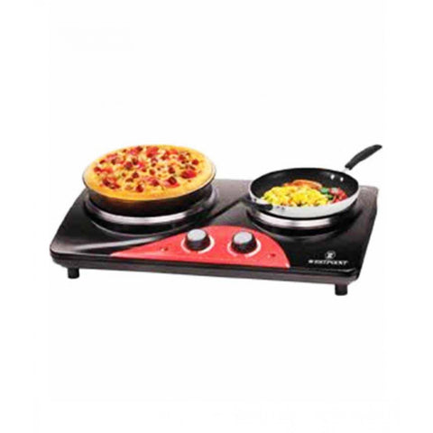 Westpoint WF-272 Deluxe Double Hot Plate
