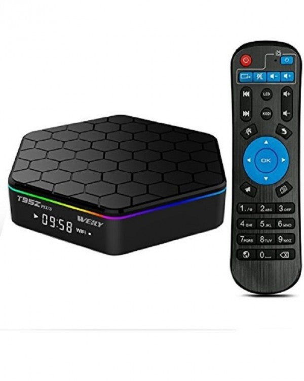 T95Z Plus Android Smart TV Box 2G+16G 6.0v
