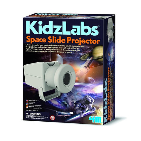 Kidzlabs Space Slide Projector for Kids