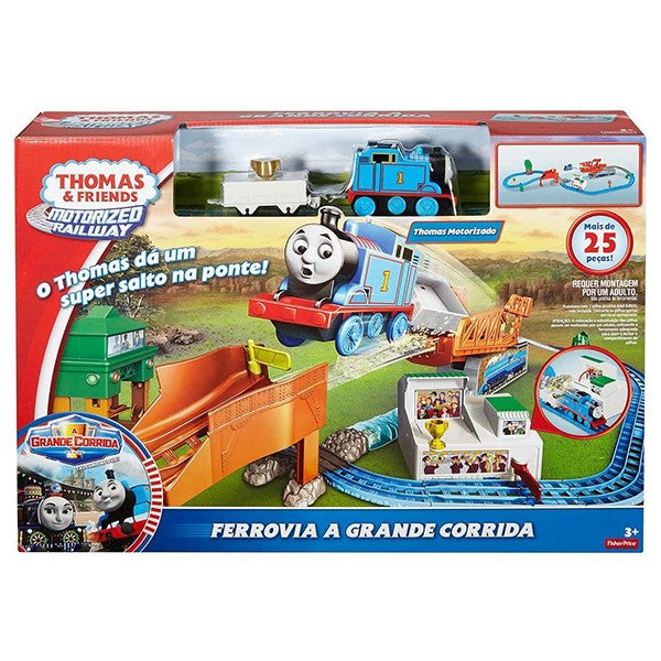 Thomas and Friends MRW Bridge Jump