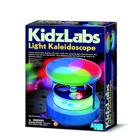Kidzlabs Light Kaleidoscope for Kids