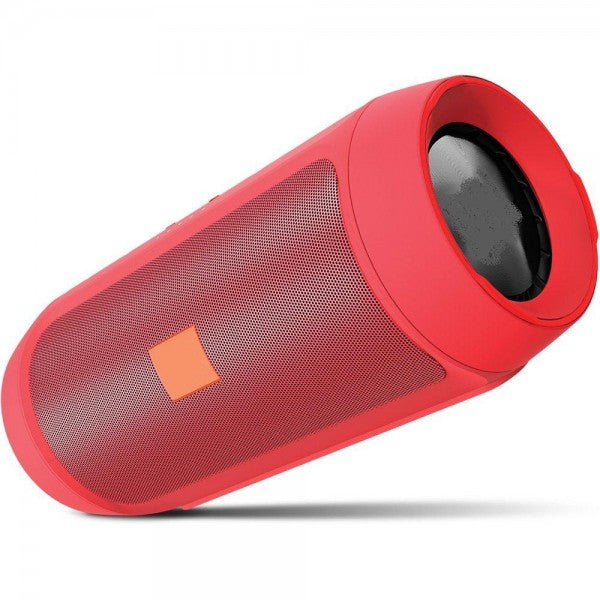 Waterproof Bluetooth Speaker with Built-in Power Bank Battery