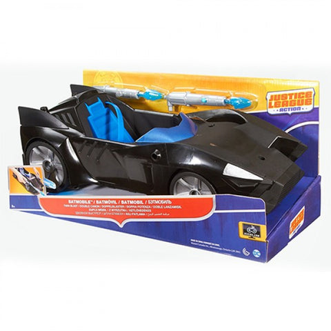 Black Batmobile Vehicle Toy