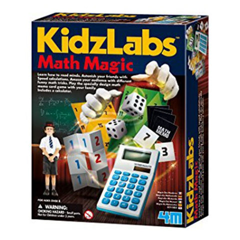 Kidz Labs Math Magic for Kids