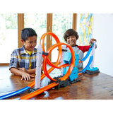 Double Booster Power Train Playset