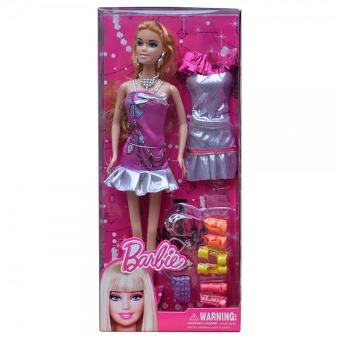 Barbie Doll with Accessories