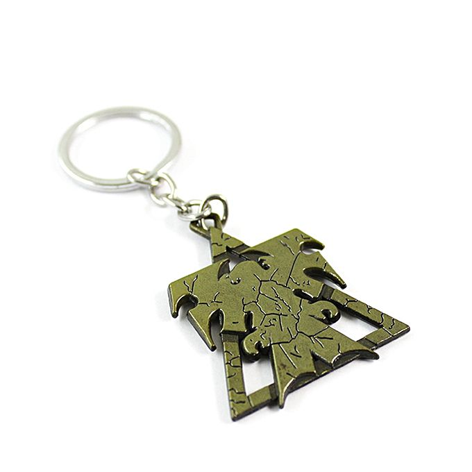 Keychain - Metal - Ashigh As Honor