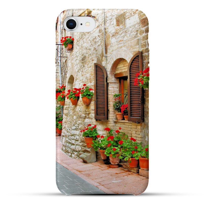Italian Streets Mobile Cover