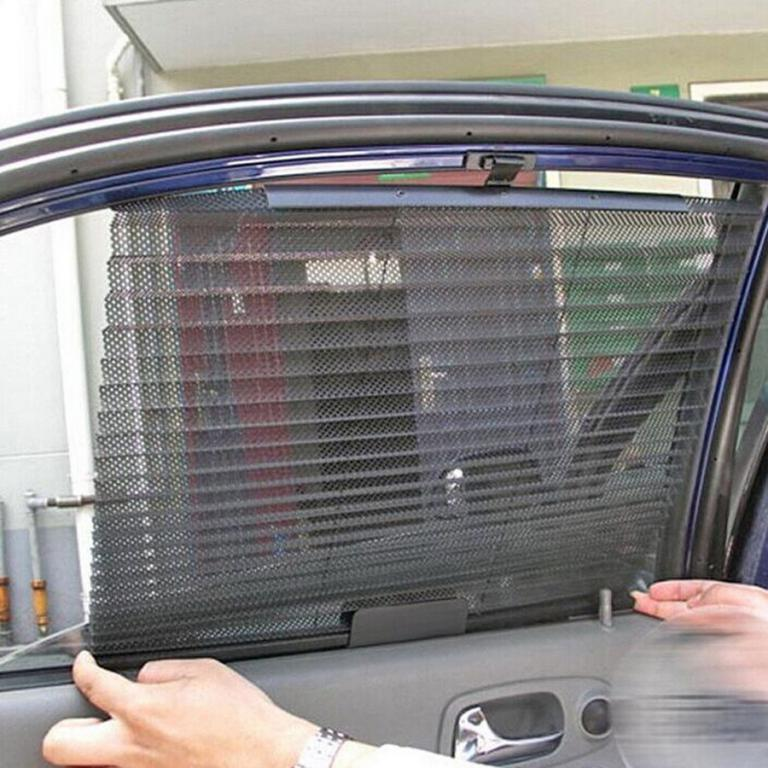 Car Sunshade Stretching Sunscreen Curtains