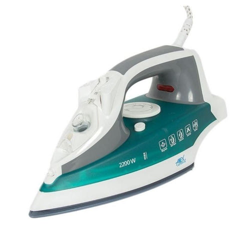 Anex AG-1025 Steam Iron With Warranty