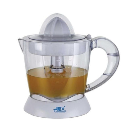 Anex AG-2055 - Deluxe Citrus Juicer - White - 40 Watts