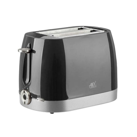 Anex AG-3018 - Slice Toaster - Black (Brand Warranty)