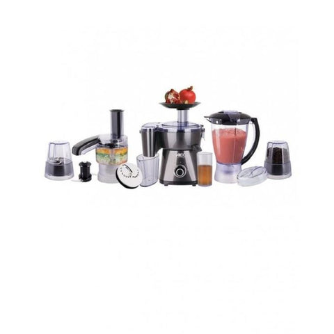Anex AG-3153 - Multifunction Food Processor - Black