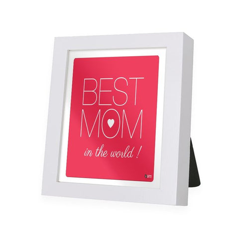 Best Mom White Table Frame - IAM-WF1