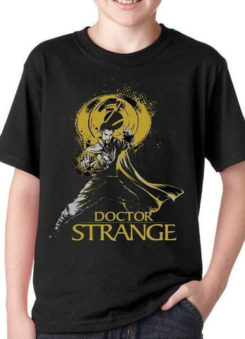 Black Doctor Strange Kids T-Shirt