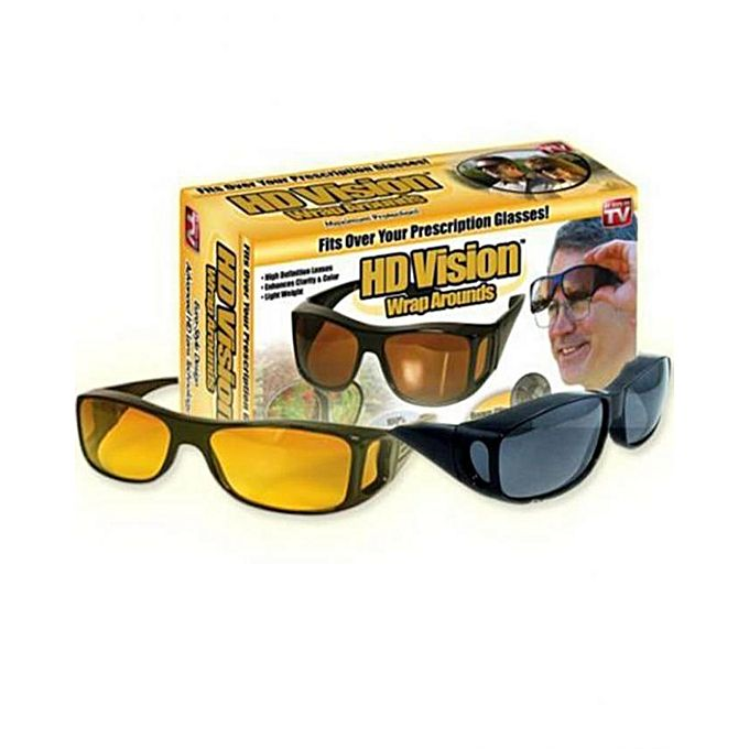 HD Night Vision & day Glasses