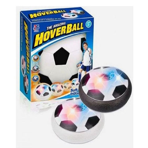 Hover Ball With Foam - Black & White