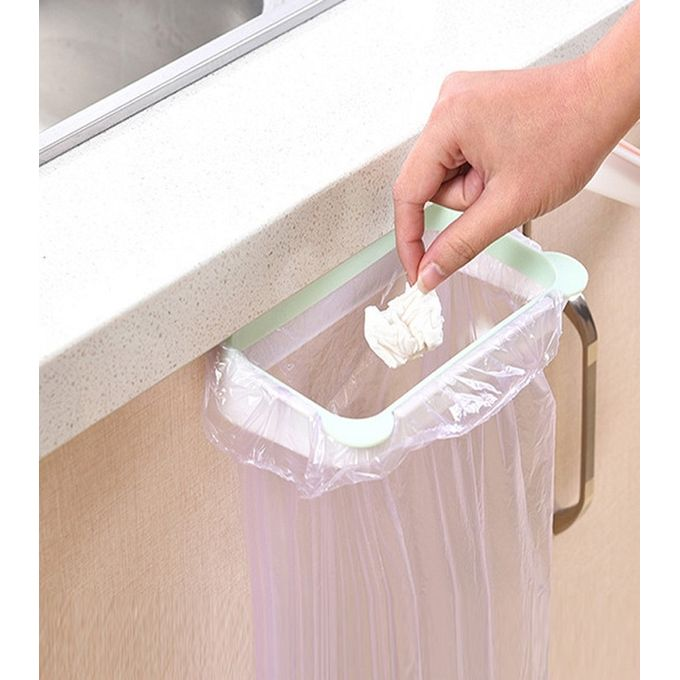 Kitchen Cabinet Garbage Bags - Green