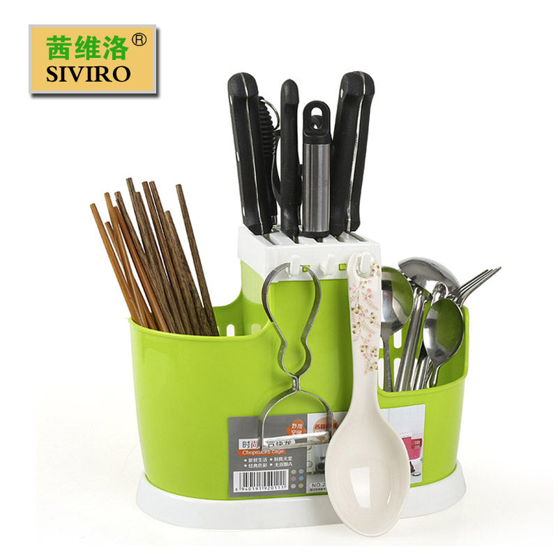 Kitchen Drain Chopsticks Cage