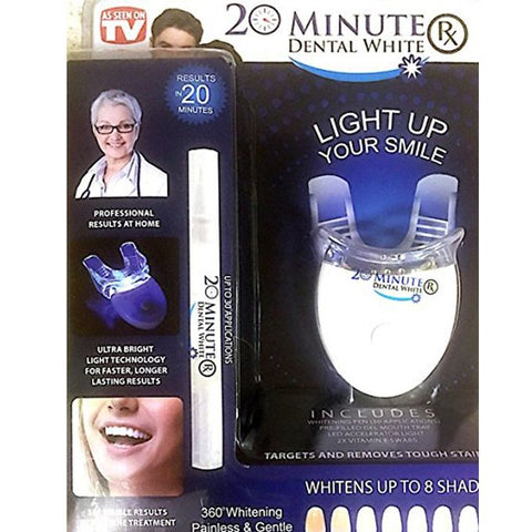 Light up your Smile Dental White Pen