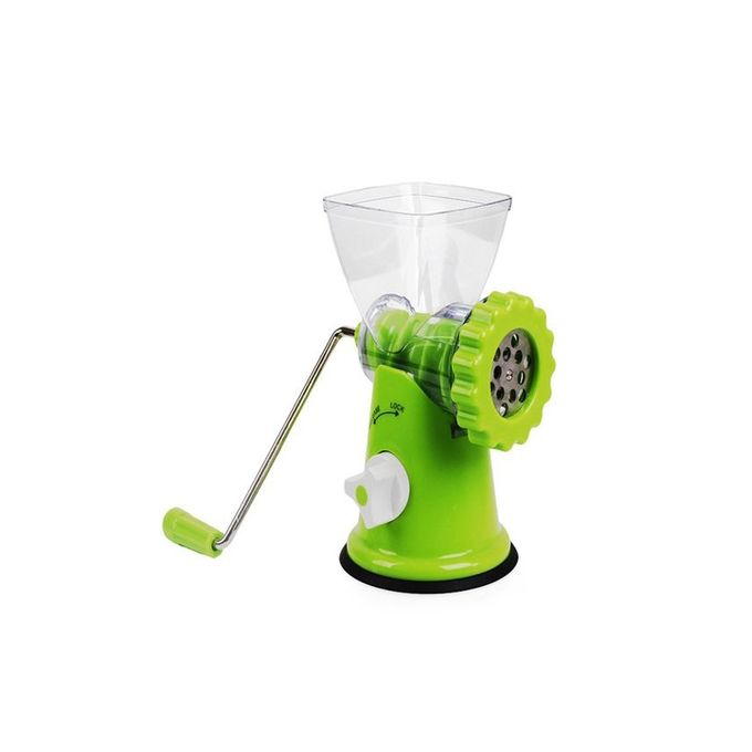 Meat Mincer Manual - Green