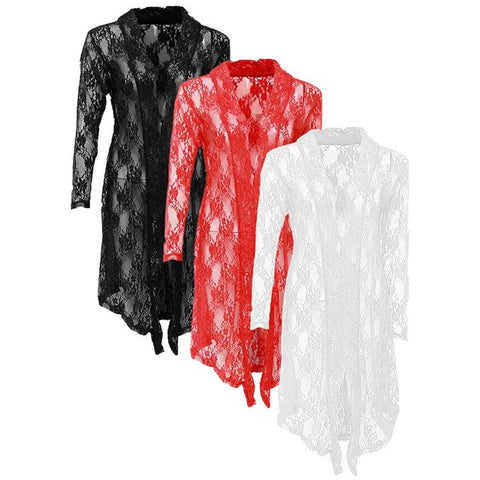 Pack of 3 Net shrug