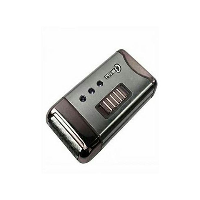 Unisex Rechargeable Shaver Grey