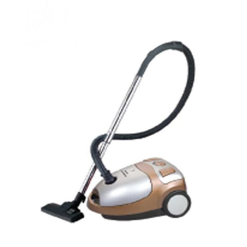 Westpoint Deluxe Vacuum Cleaner & Copper Motor 1500 Watts - WF-3603 - Golden