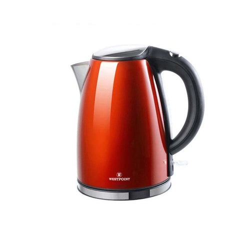 Westpoint Electric Tea Kettle - WF-6174 - 1.7 Ltr - Red