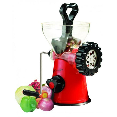 Westpoint Handy Meat Mincer - WF-09 - Red & Black