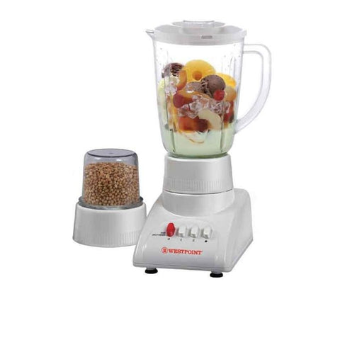 Westpoint Official WF-212 - Blender and Dry Mill - White