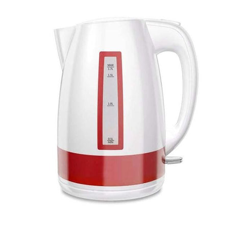 Westpoint Official WF-8268 - Electric Kettle - Red & White
