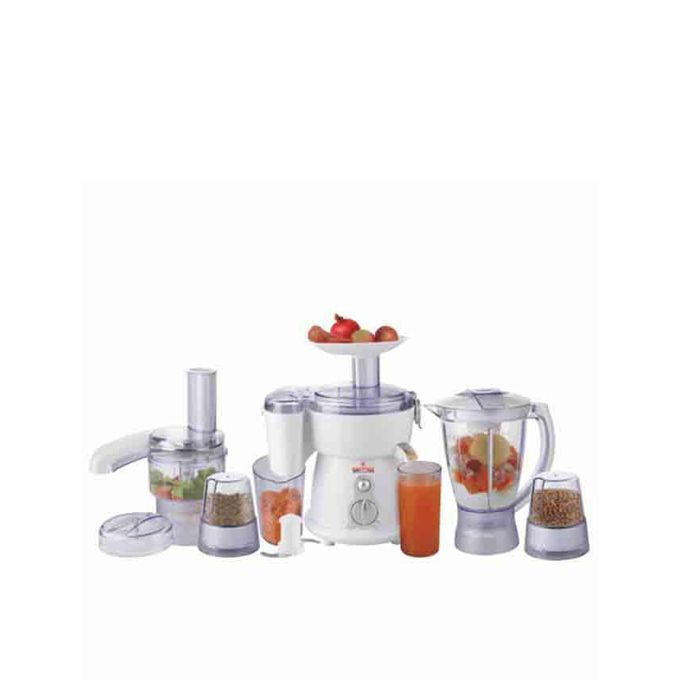 Westpoint WF-2805 - Jumbo Food Factory With Extra Grinder - 5 in 1 - White
